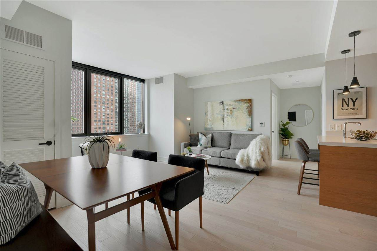 4. Condominium for Sale at 10 PROVOST STREET #1401 Jersey City, New Jersey, 07302 United States