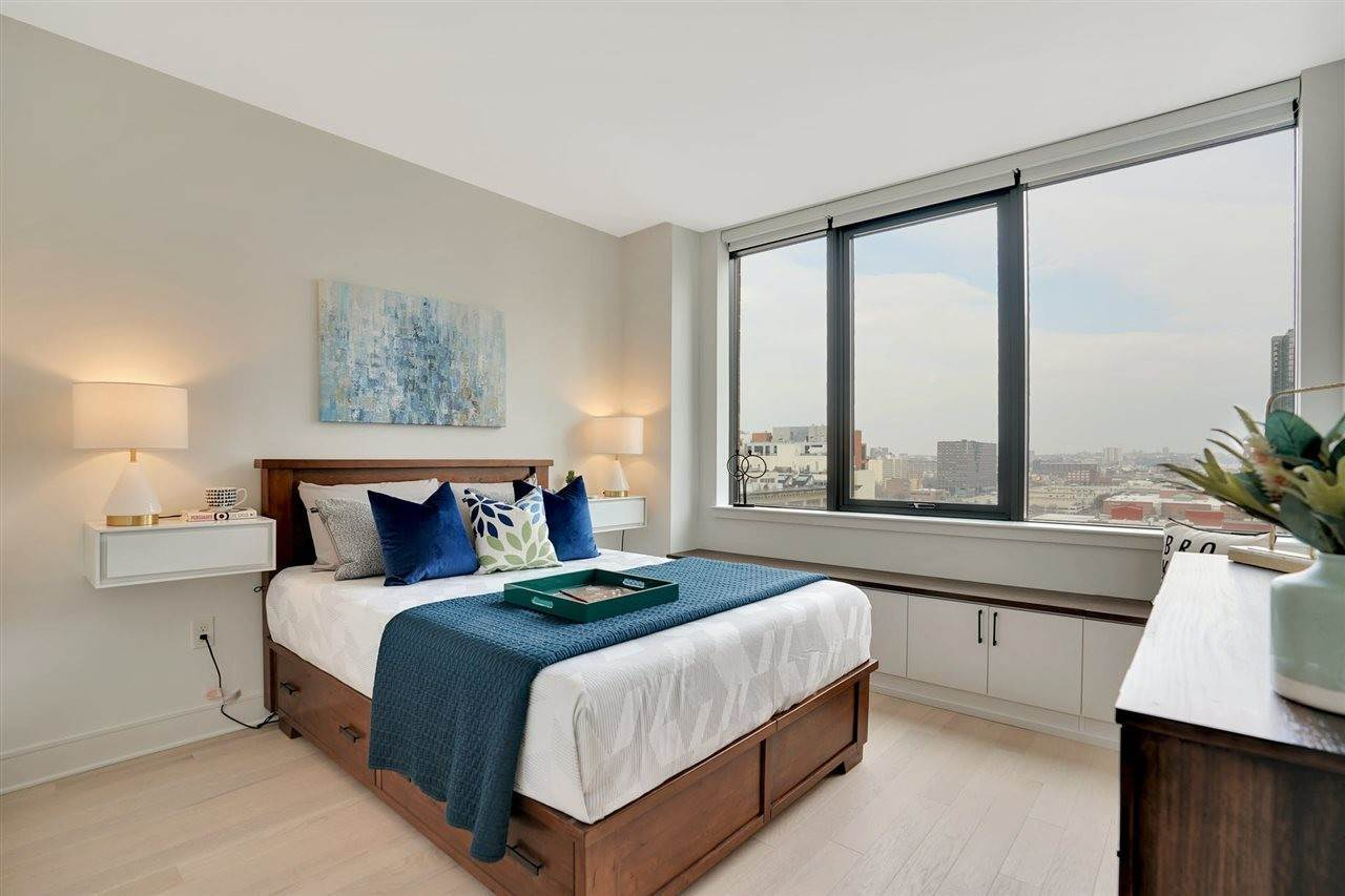 7. Condominium for Sale at 10 PROVOST STREET #1401 Jersey City, New Jersey, 07302 United States