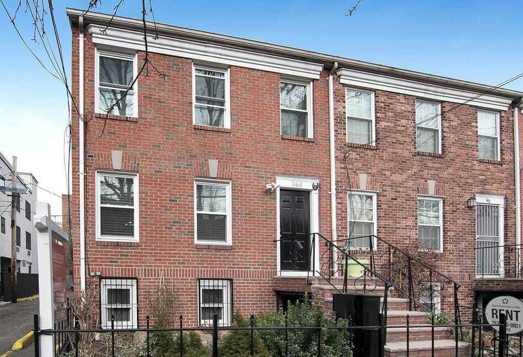 Multi-Family Homes for Rent at 364 1ST STREET ##2 Jersey City, New Jersey, 07302 United States
