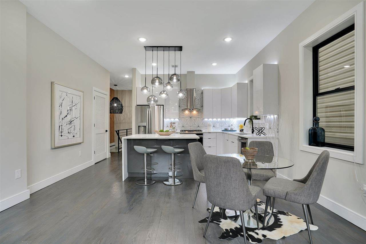 11. Condominium for Sale at 65 HANCOCK AVENUE #1 Jersey City, New Jersey, 07307 United States