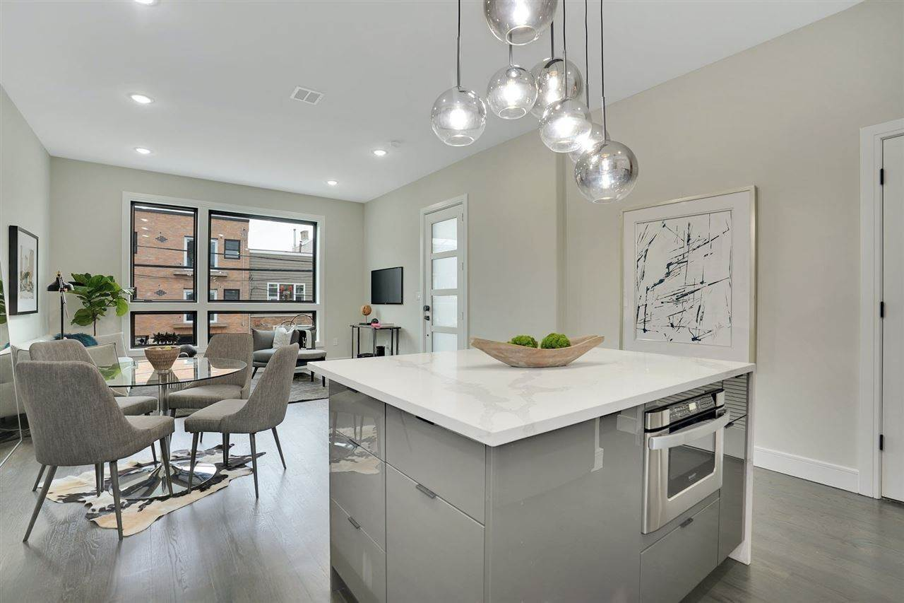 12. Condominium for Sale at 65 HANCOCK AVENUE #1 Jersey City, New Jersey, 07307 United States