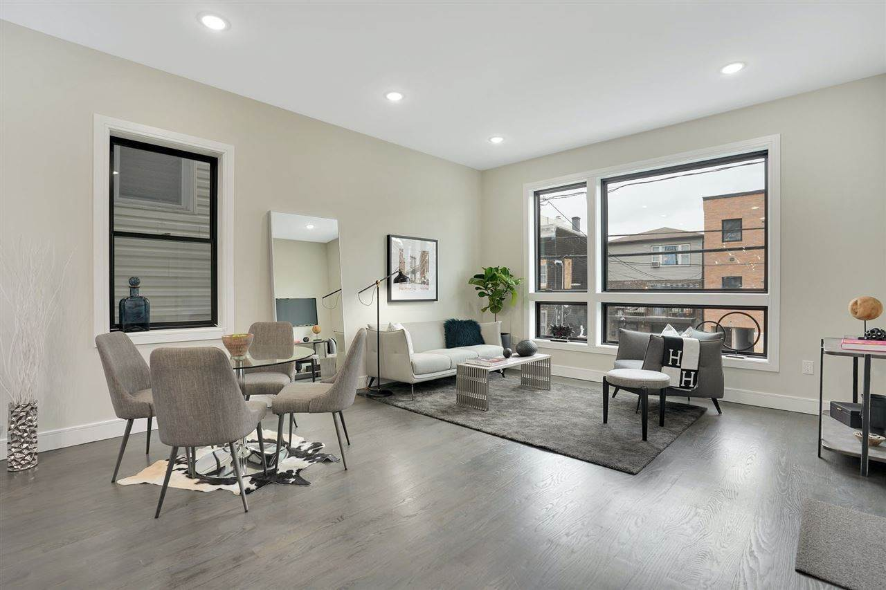 5. Condominium for Sale at 65 HANCOCK AVENUE #1 Jersey City, New Jersey, 07307 United States
