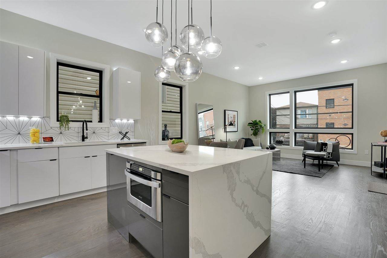 6. Condominium for Sale at 65 HANCOCK AVENUE #1 Jersey City, New Jersey, 07307 United States