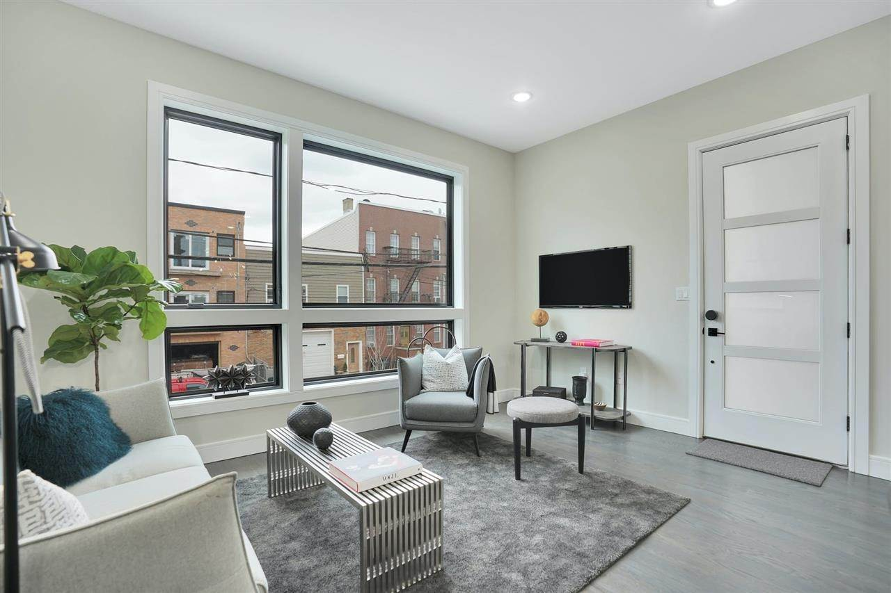 9. Condominium for Sale at 65 HANCOCK AVENUE #1 Jersey City, New Jersey, 07307 United States