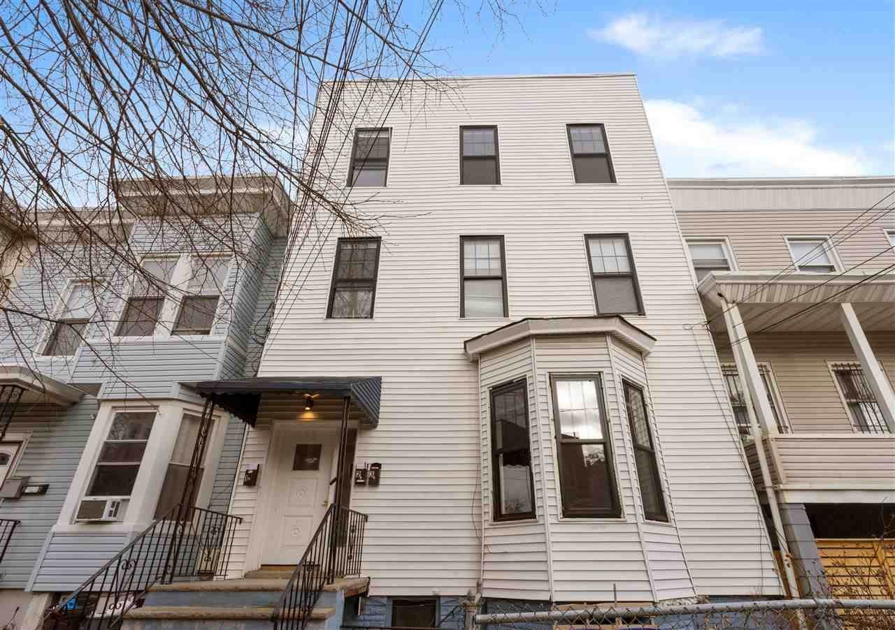 Multi-Family Homes for Rent at 86 PROSPECT STREET Jersey City, New Jersey, 07307 United States