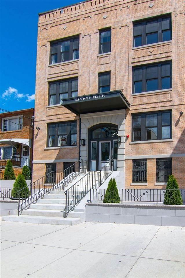 Multi-Family Homes for Rent at 84 VAN WAGENEN AVENUE Jersey City, New Jersey, 07306 United States
