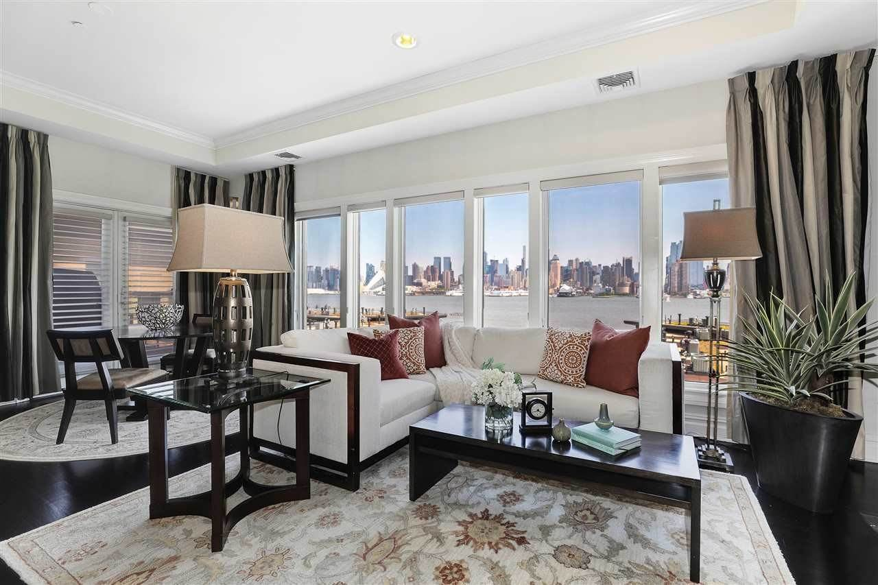 Single Family Home for Rent at 50 CAMBRIDGE WAY #50 Weehawken, New Jersey, 07302 United States