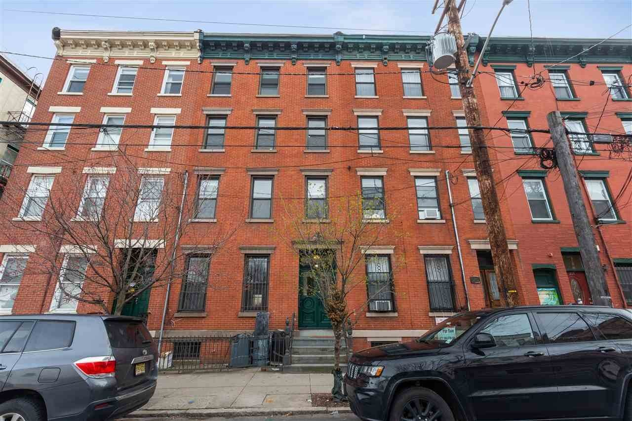 Single Family Home for Sale at 213 1ST STREET Jersey City, New Jersey, 07302 United States