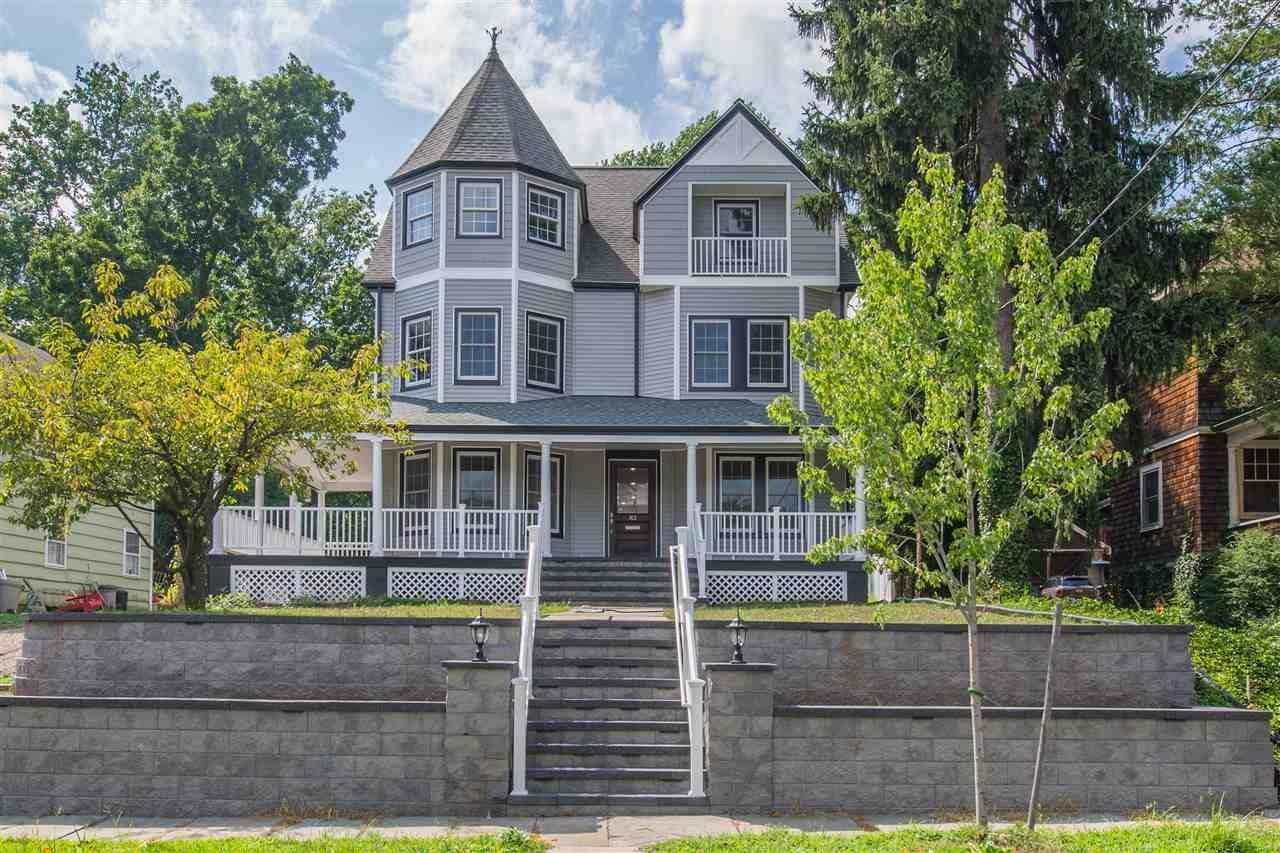 Single Family Home for Sale at 82 CHRISTOPER STREET Montclair, New Jersey, 07042 United States