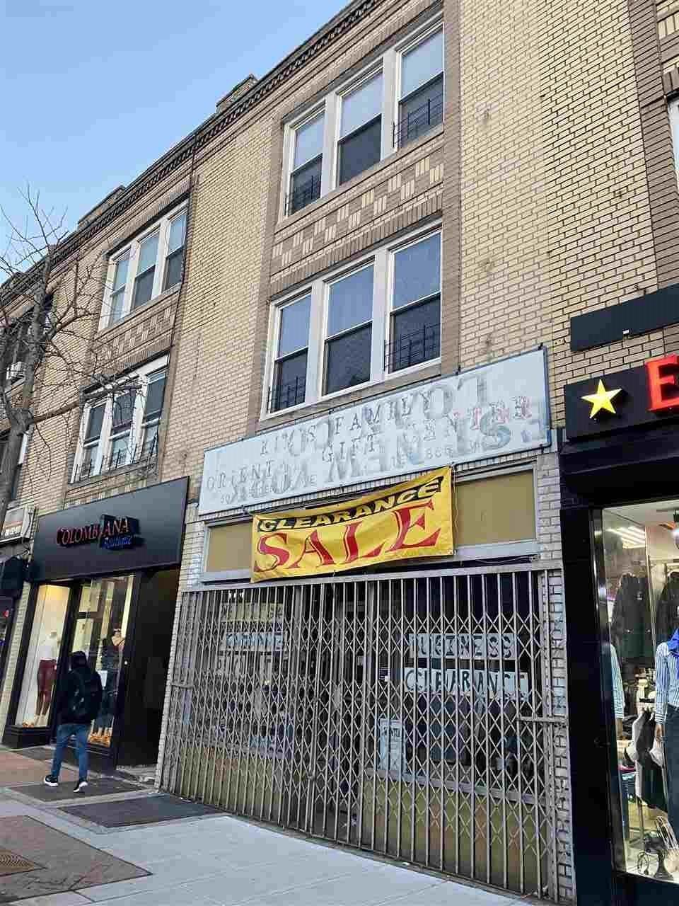 Retail for Rent at 5014 BERGENLINE AVENUE West New York, New Jersey, 07093 United States