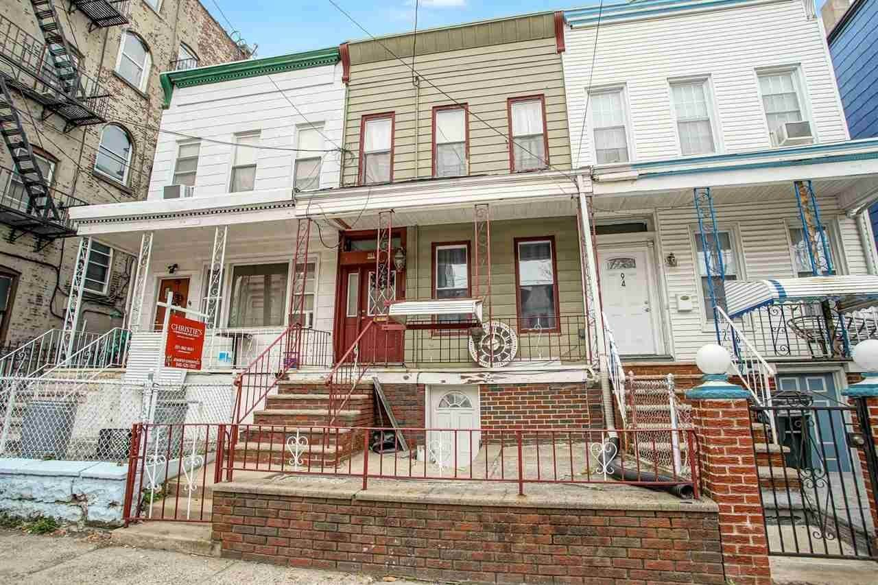Single Family Home for Sale at 94A LINDEN AVENUE Jersey City, New Jersey, 07305 United States