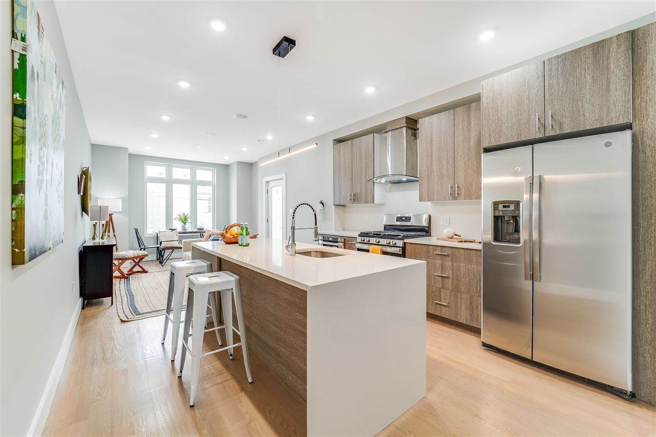 Condominium for Sale at 204 FREEMAN AVENUE #1 Jersey City, New Jersey, 07304 United States