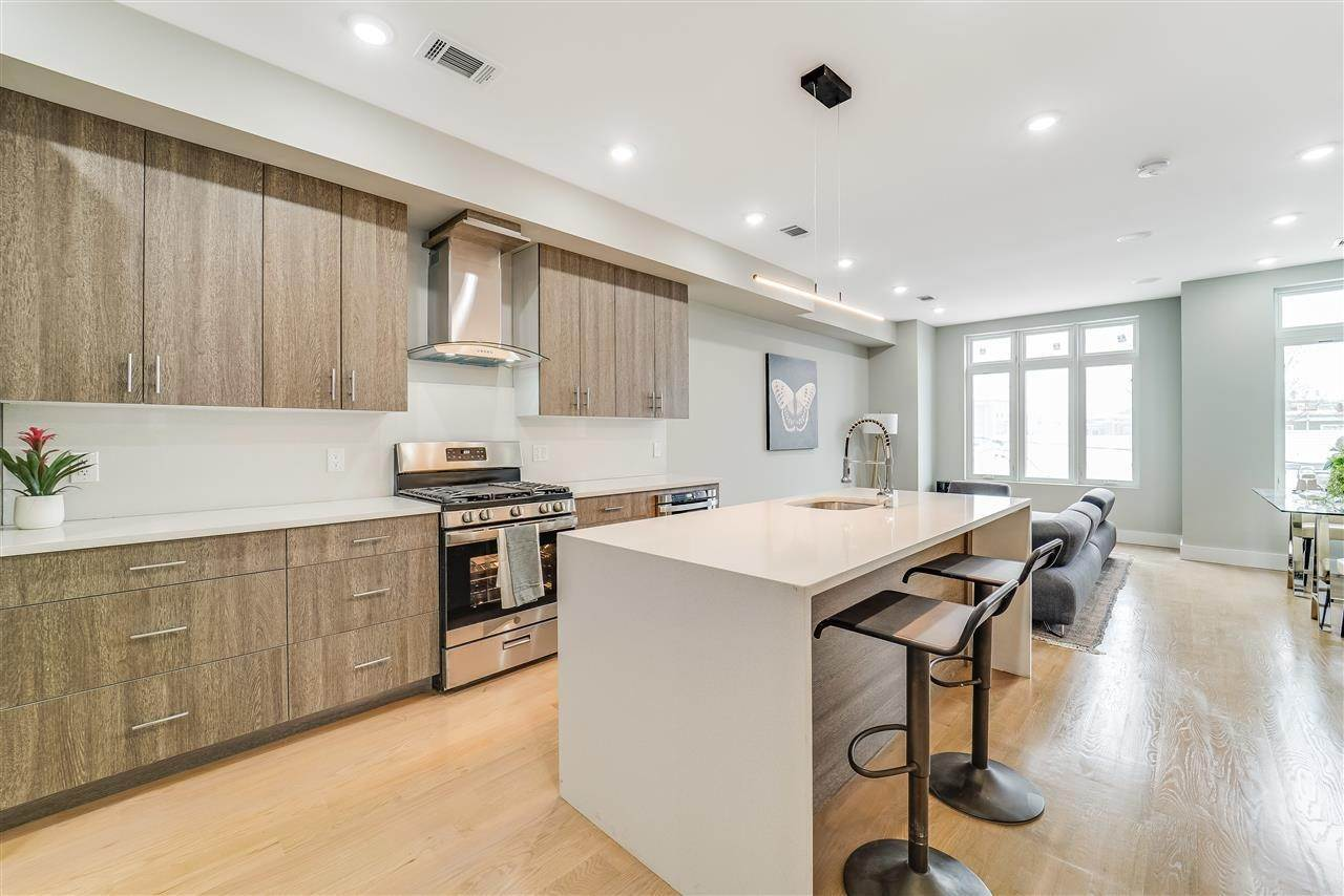 Condominium for Sale at 204 FREEMAN AVENUE #2 Jersey City, New Jersey, 07304 United States