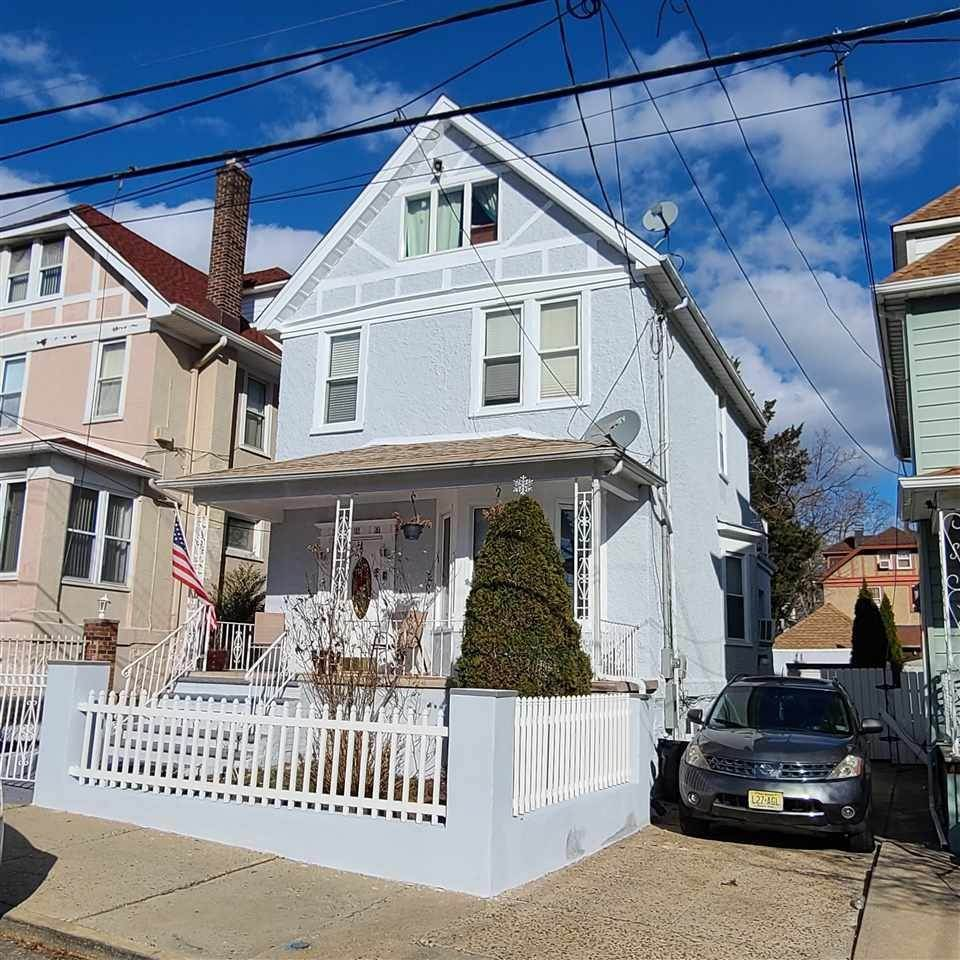 Single Family Home for Sale at 328 77TH STREET North Bergen, New Jersey, 07047 United States