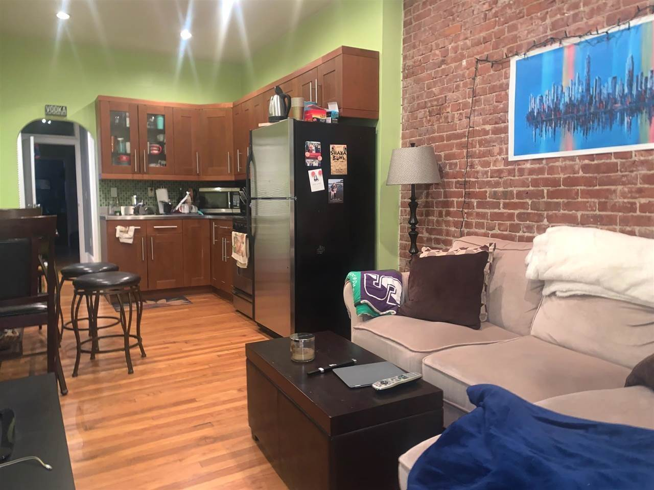 2. Single Family Home for Rent at 816 WILLOW AVENUE #4R Hoboken, New Jersey, 07030 United States