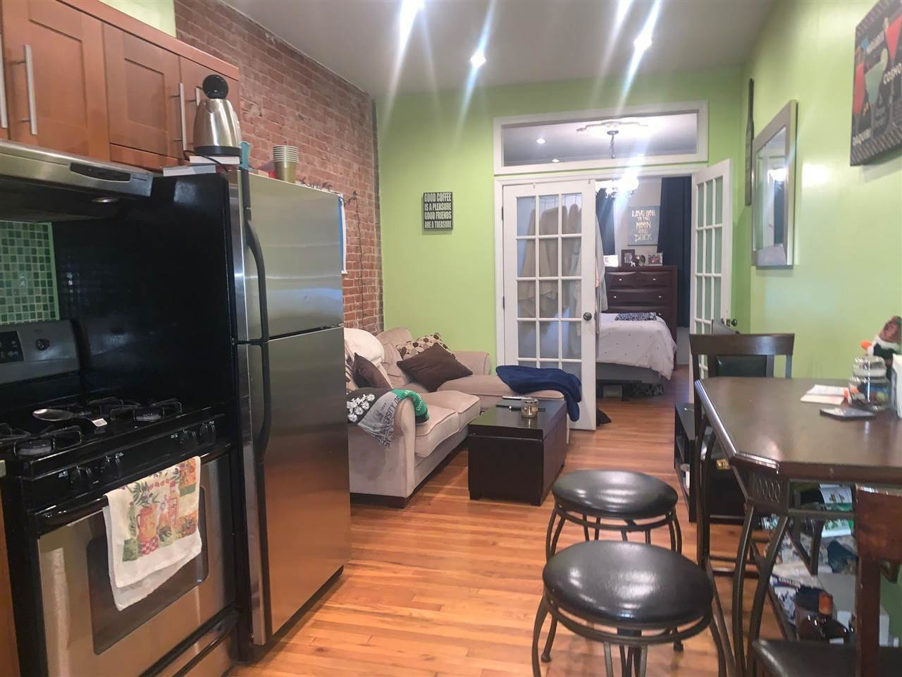 3. Single Family Home for Rent at 816 WILLOW AVENUE #4R Hoboken, New Jersey, 07030 United States