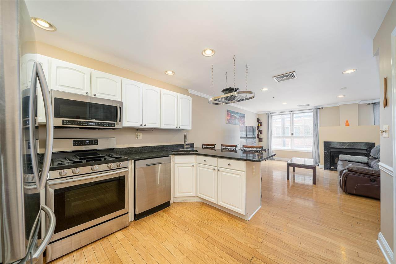 Condominium for Sale at 711 CLINTON STREET #2C Hoboken, New Jersey, 07030 United States