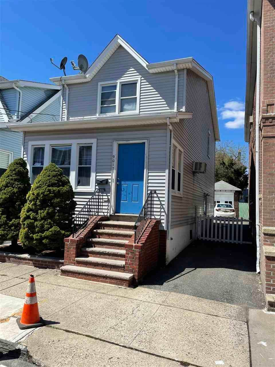 Single Family Home for Rent at 9017 2ND AVENUE North Bergen, New Jersey, 07047 United States