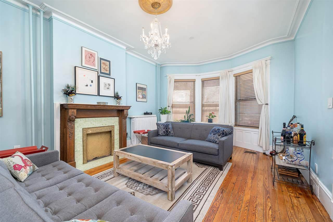 Single Family Home for Sale at 68 VAN REIPEN AVENUE Jersey City, New Jersey, 07306 United States
