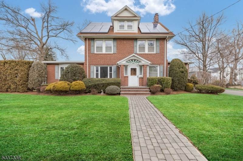 Single Family Home for Sale at 426 ORCHARD STREET Cranford, New Jersey, 07016 United States