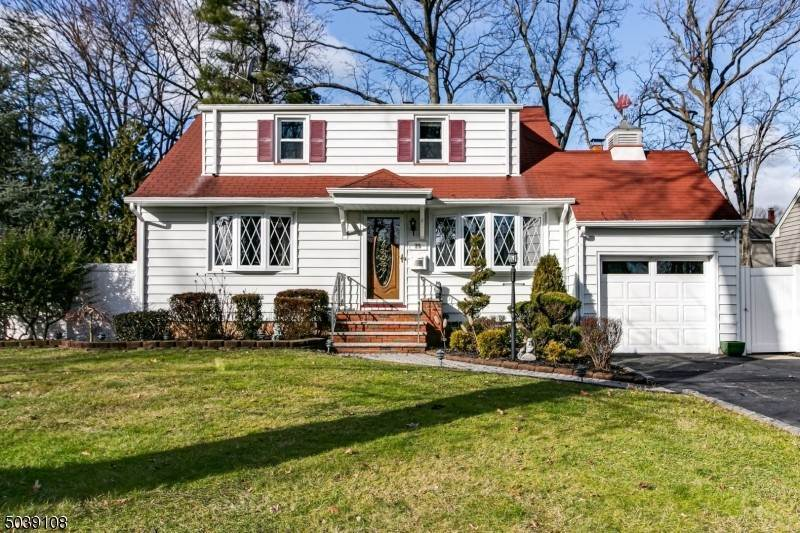 Single Family Home for Sale at 29 ROSELLE AVENUE Cranford, New Jersey, 07016 United States
