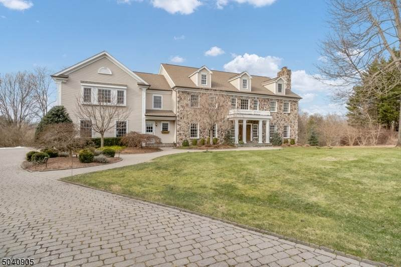 Single Family Home for Sale at 9 WHISPERING IVY WAY Mendham Borough, New Jersey, 07945 United States