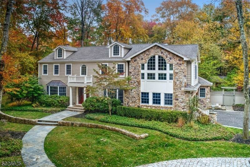 Single Family Home for Sale at 4 FOREST DRIVE Mendham Borough, New Jersey, 07945 United States