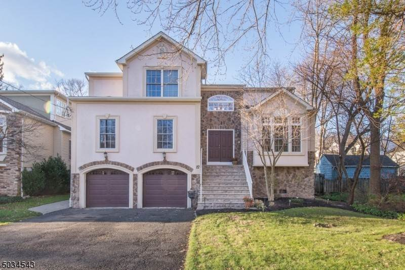 Single Family Home for Sale at 17 KENSINGTON AVENUE Cranford, New Jersey, 07016 United States