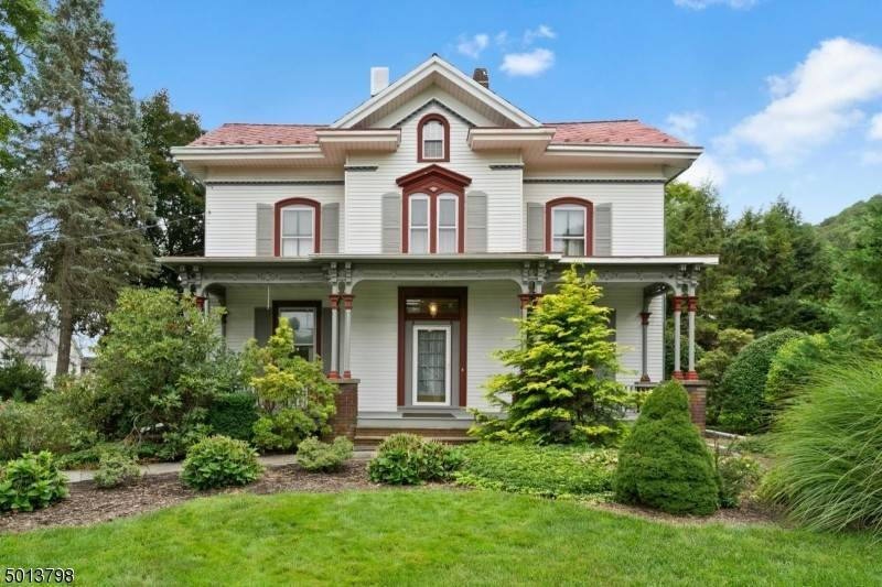 Single Family Home for Sale at 52 NORTH MAIN STREET Hackettstown, New Jersey, 07840 United States