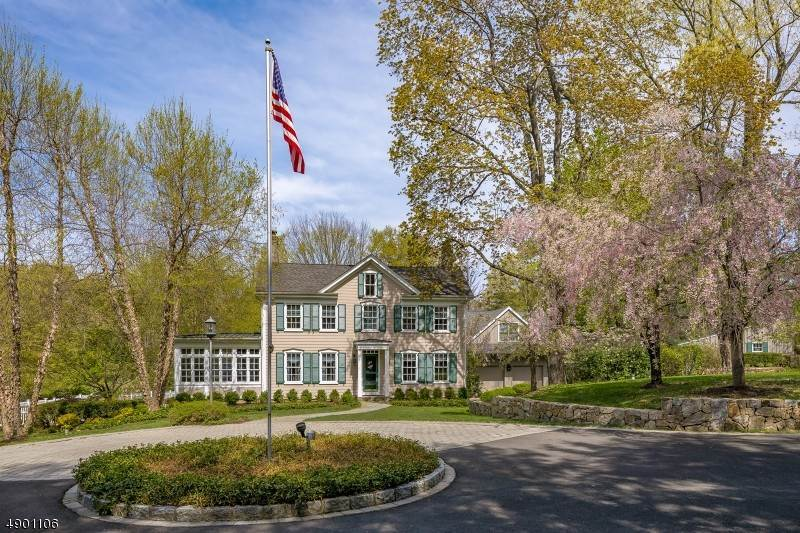 Single Family Home for Sale at 351 HILLTOP ROAD Mendham Borough, New Jersey, 07945 United States