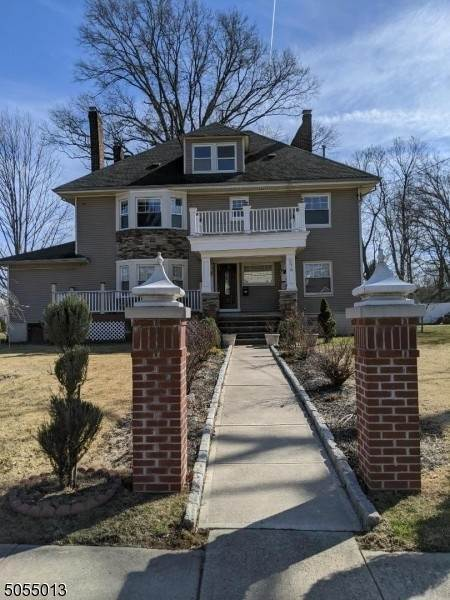 Single Family Home for Sale at 276 EAST 3RD AVENUE Roselle, New Jersey, 07203 United States