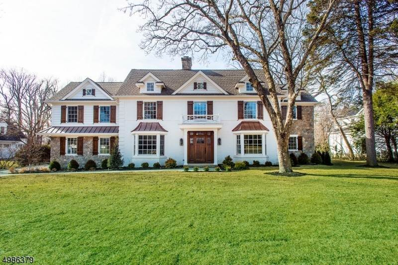 Single Family Home for Sale at 3 PARK LANE Madison, New Jersey, 07940 United States