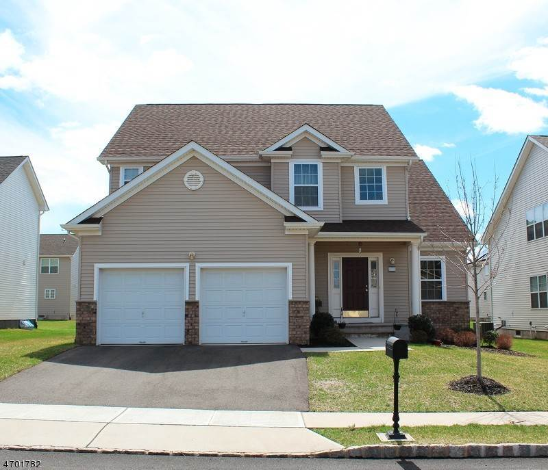 Single Family Home for Rent at 34 WILLOCKS CIRCLE Franklin Township, New Jersey, 08873 United States