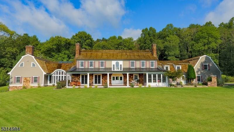 Single Family Home for Sale at 17 WATER STREET Tewksbury Township, New Jersey, 08833 United States