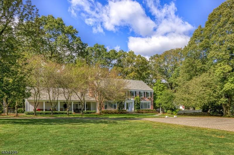 Single Family Home for Sale at 1 CHAPIN ROAD Bernardsville, New Jersey, 07924 United States
