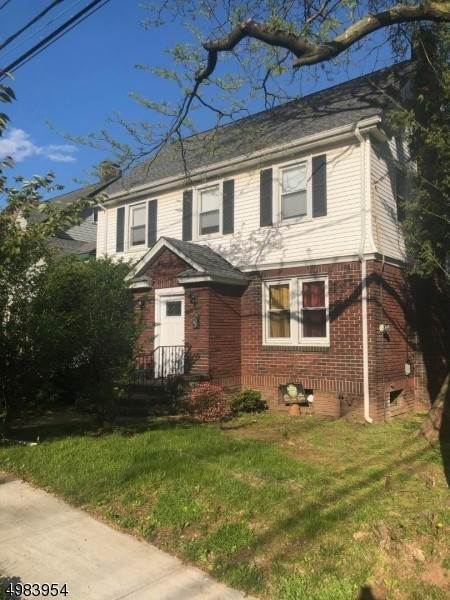 Single Family Home for Rent at 301 HILLSIDE ROAD Elizabeth, New Jersey, 07208 United States