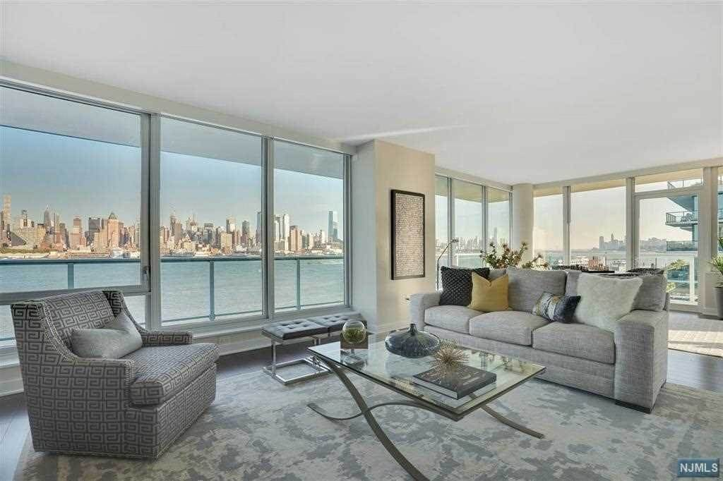 Condominium for Sale at 1000 AVENUE AT PORT IMPERIAL, UNIT 511 Weehawken, New Jersey, 07086 United States