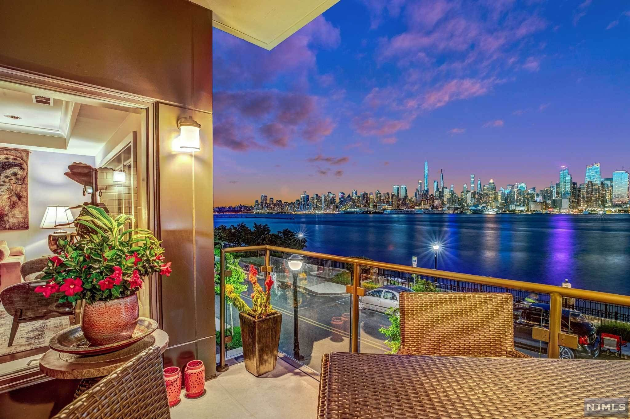 Condominium for Sale at 150 Henley Place #208 Weehawken, New Jersey, 07086 United States