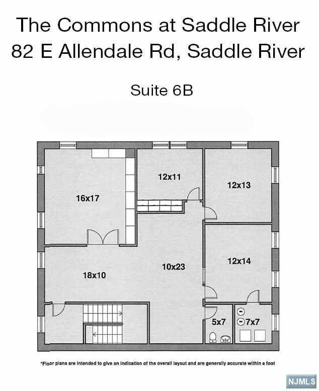 3. Comm / Ind Lease for Rent at 82 East Allendale Road Saddle River, New Jersey, 07458 United States