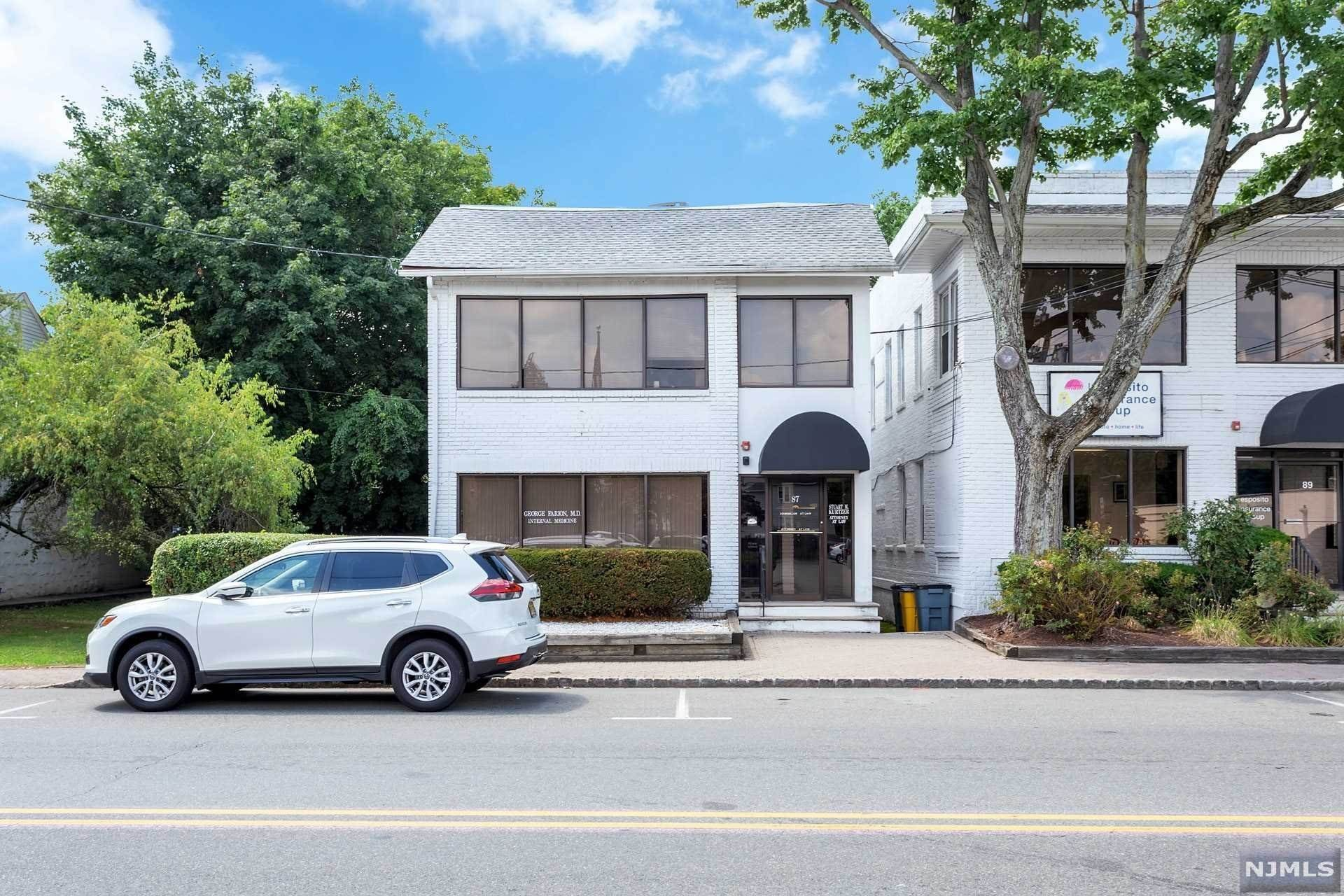 Commercial / Office for Sale at 87 Franklin Avenue Nutley, New Jersey, 07110 United States
