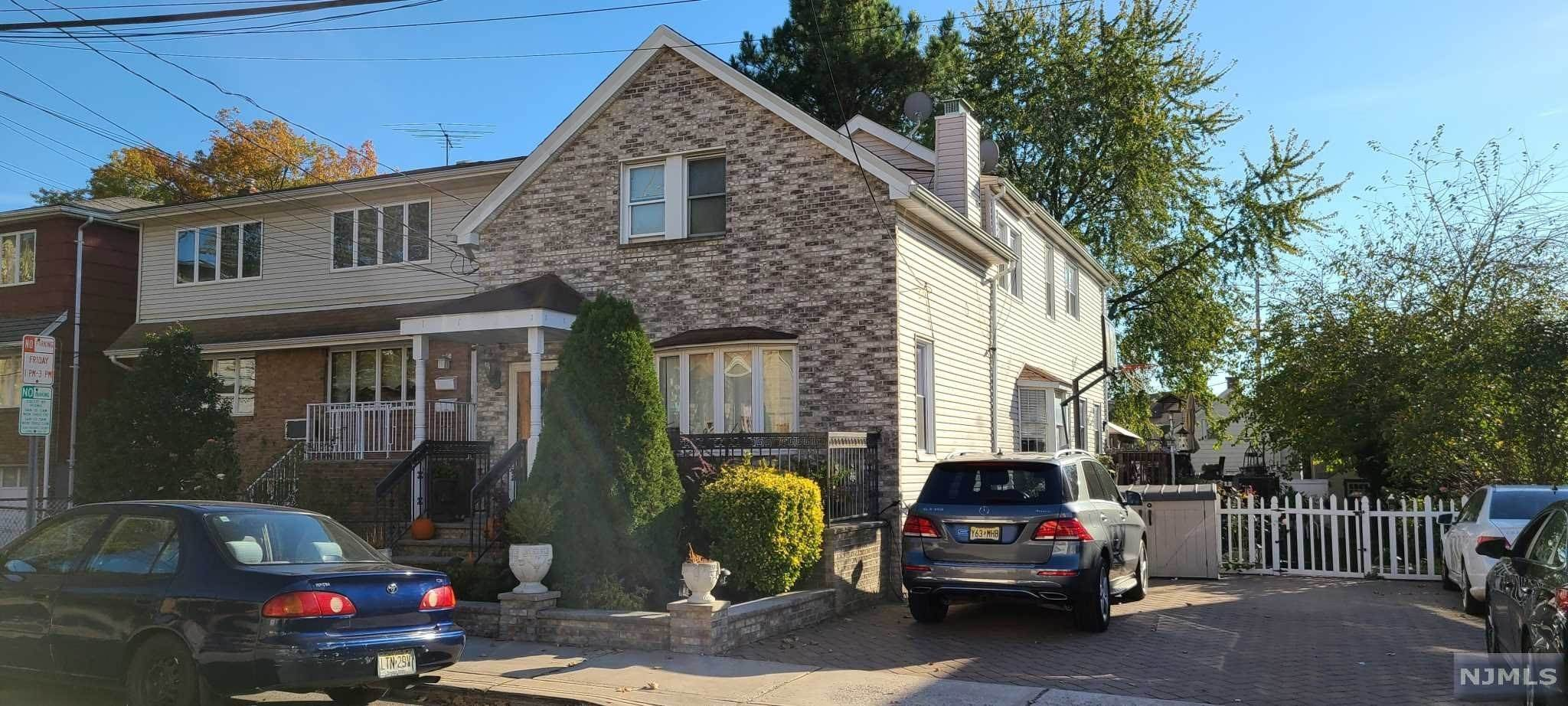 Single Family Home for Sale at 748 Probst Avenue Fairview, New Jersey, 07022 United States