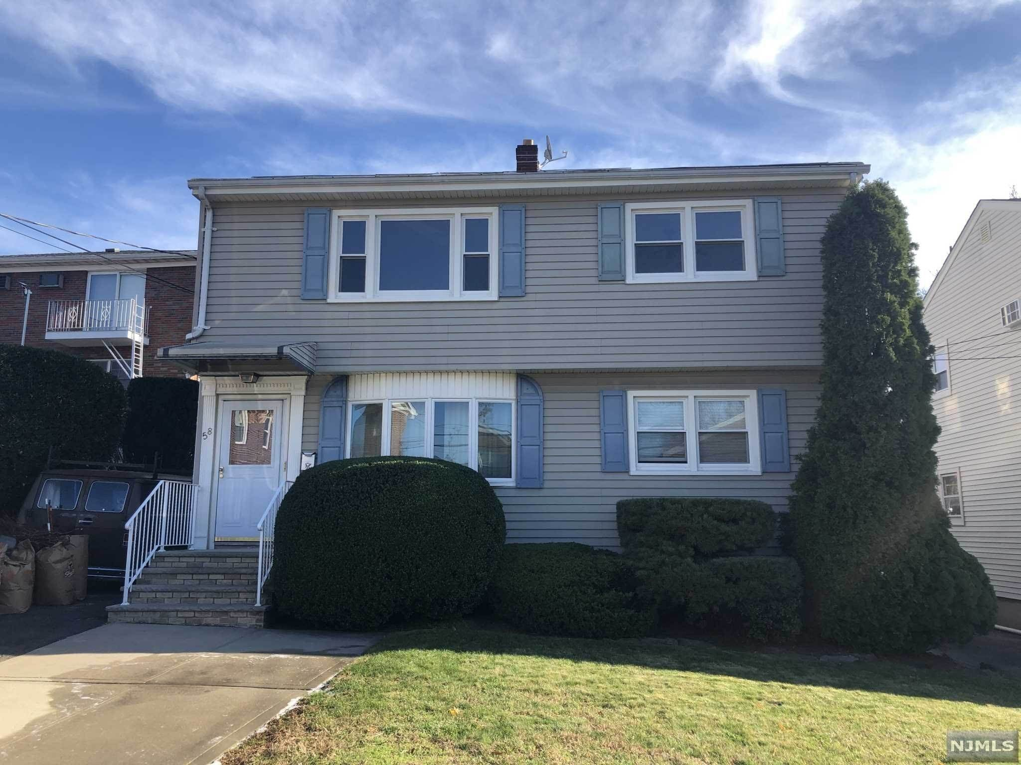 Rental Communities for Rent at 58 Brighton Avenue #2 Belleville, New Jersey, 07109 United States