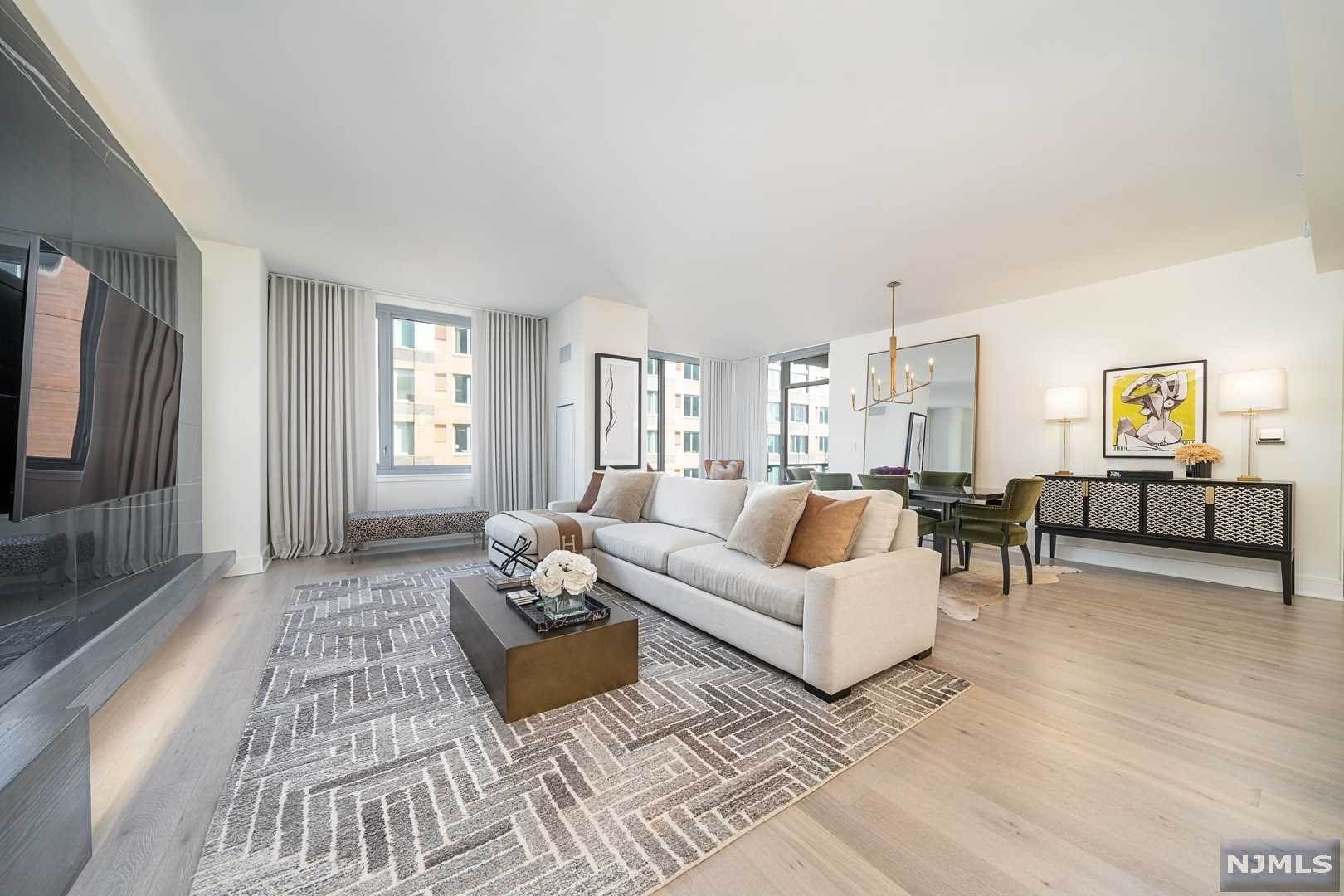 Condominium for Sale at 9 Ave At Port Imperial #903 West New York, New Jersey, 07093 United States