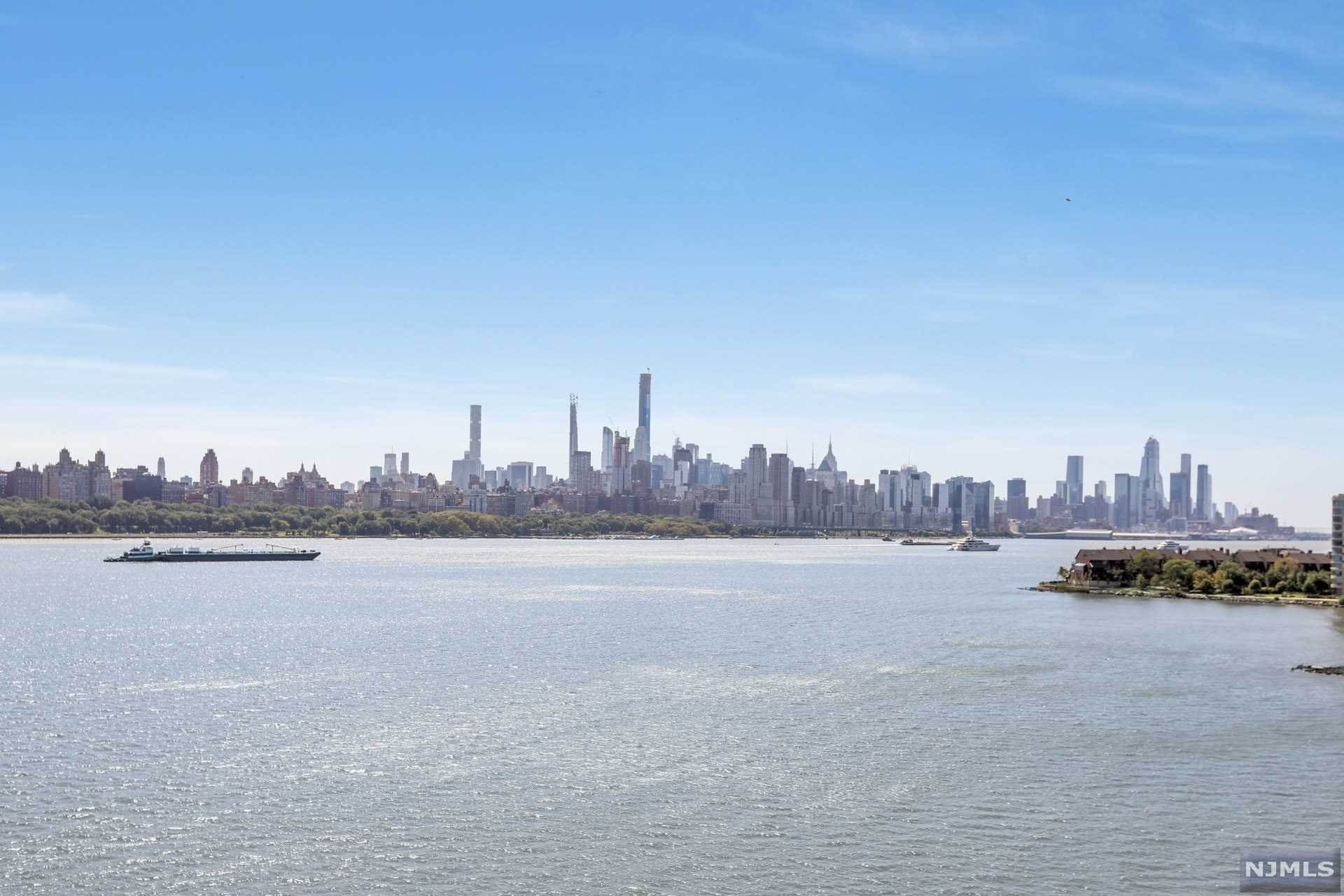 Condominium for Sale at 1726 Hudson Park #1726 Edgewater, New Jersey, 07020 United States