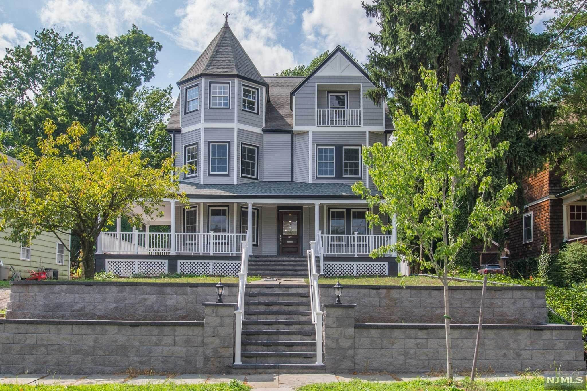 Single Family Home for Sale at 82 Christopher Street Montclair, New Jersey, 07042 United States