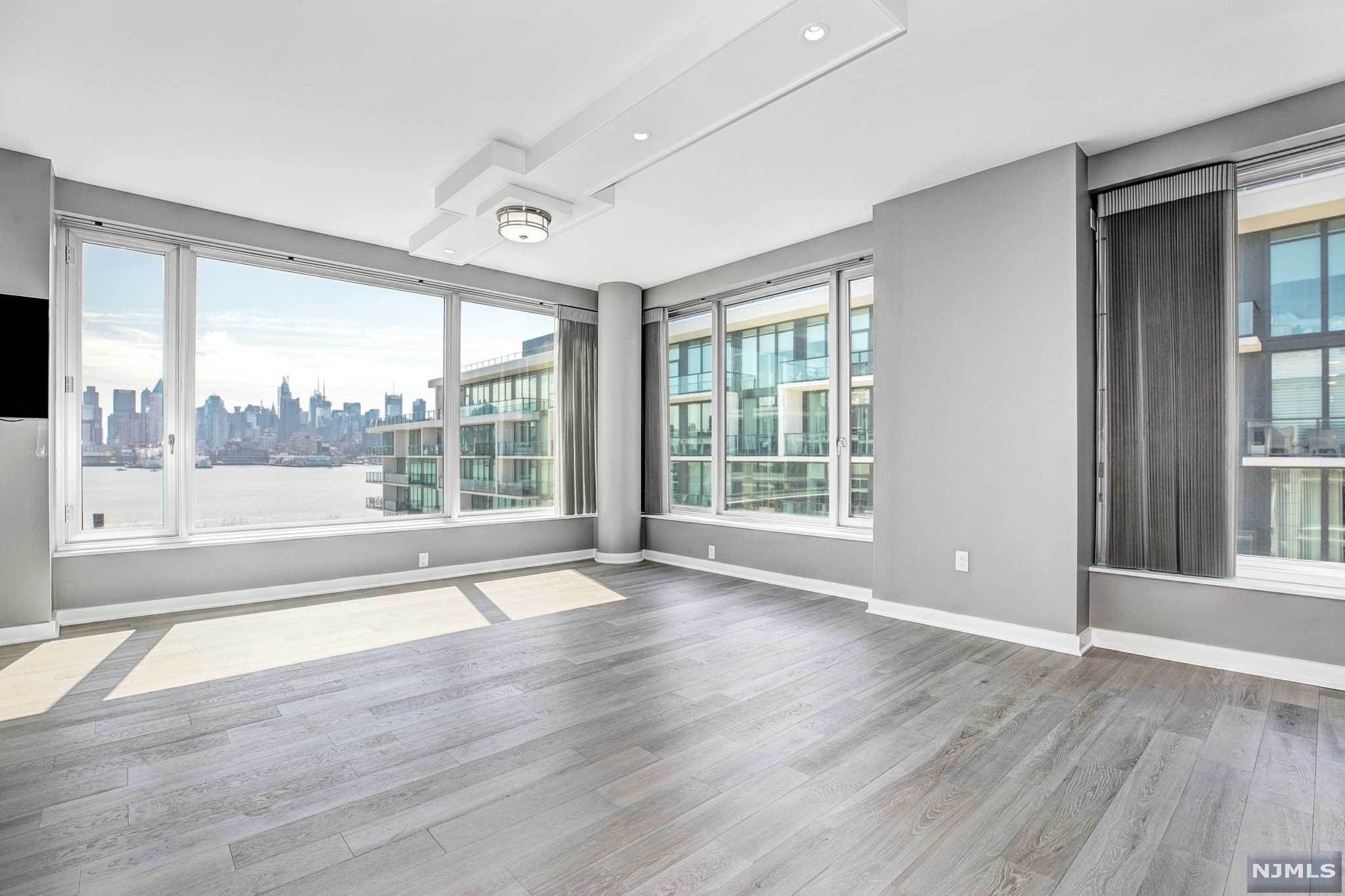 Condominium for Sale at 1000 AVENUEAT PORT IMPERIAL #601 Weehawken, New Jersey, 07086 United States
