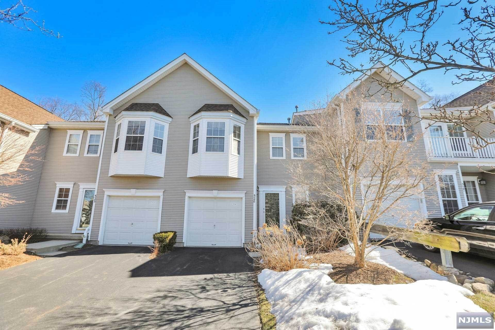 Condominium for Sale at 526 Green Mountain Road Mahwah, New Jersey, 07430 United States