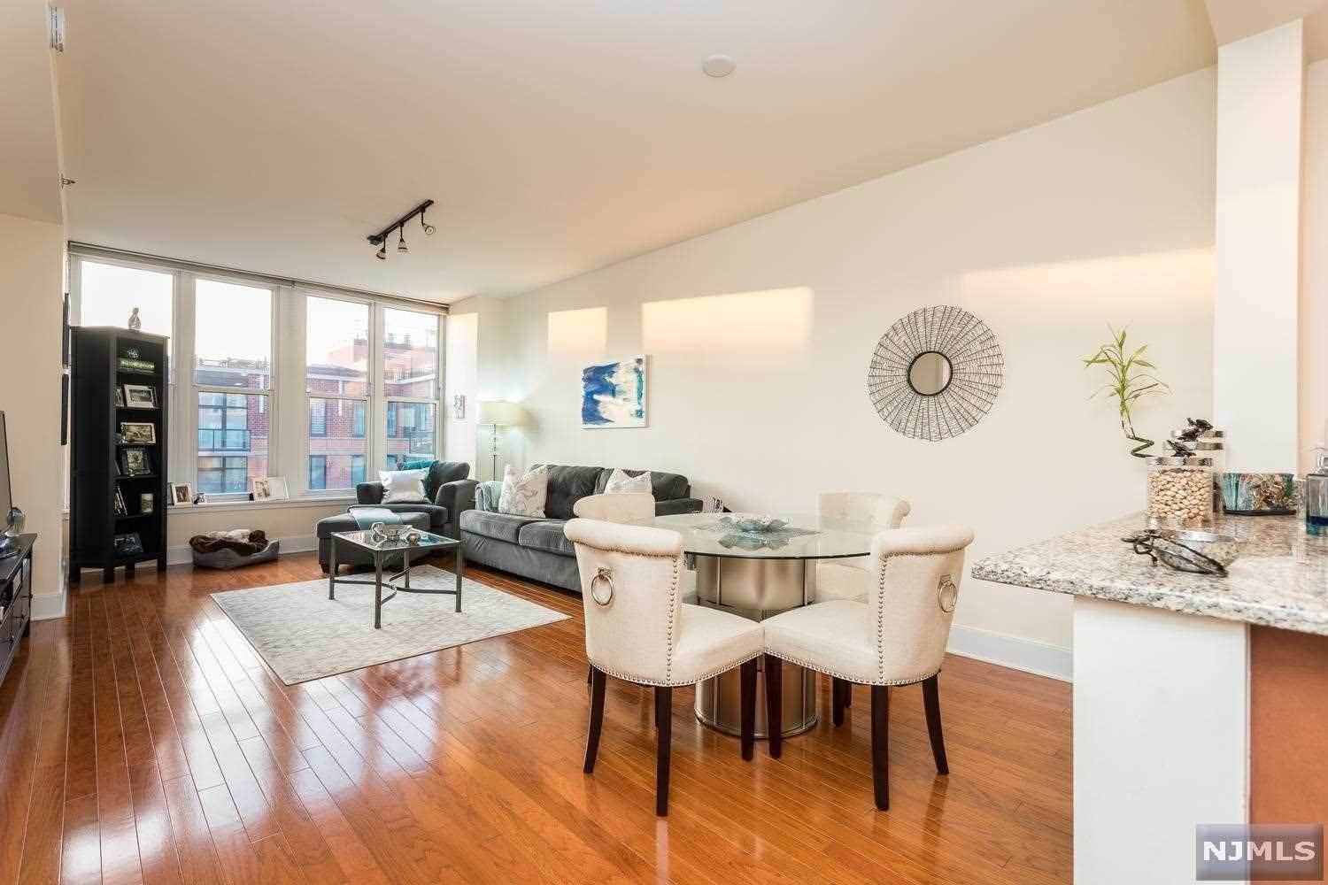 5. Condominium for Sale at 1125 Maxwell Lane #630 Hoboken, New Jersey, 07030 United States