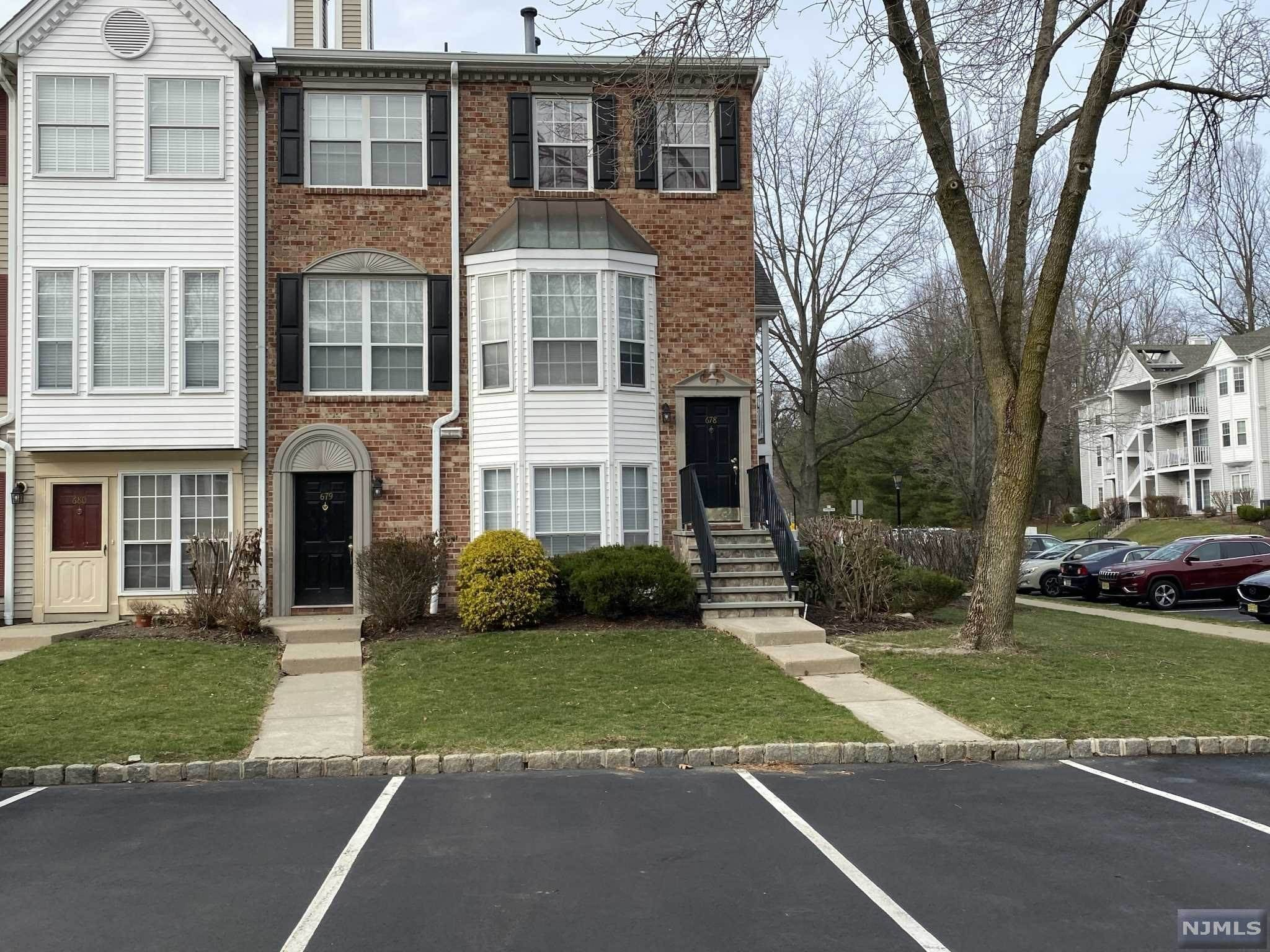 Condominium for Sale at 679 Plum Terrace Mahwah, New Jersey, 07430 United States