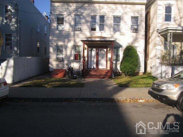 Residential Income for Sale at 376 N Fayette Street Perth Amboy, New Jersey, 08861 United States